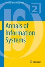 Annals of Information Systems
