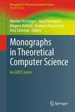 Monographs in Theoretical Computer Science. An EATCS Series