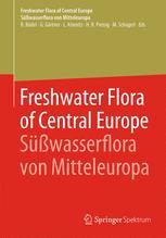 Süßwasserflora von Mitteleuropa