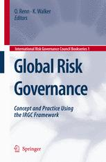 International Risk Governance Council Bookseries