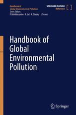 Handbook of Global Environmental Pollution