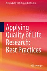 Applying Quality of Life Research
