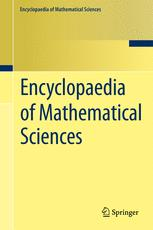 Encyclopaedia of Mathematical Sciences