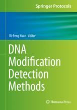 DNA修饰检测方法