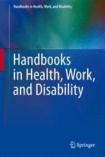 Handbooks in Health, Work, and Disability