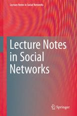 Lecture Notes in Social Networks