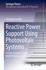 Reactive Power Support Using Photovoltaic Systems