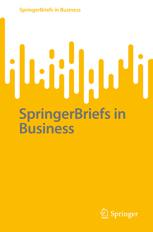 SpringerBriefs in Business