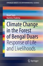 孟加拉二人森林气候变化
