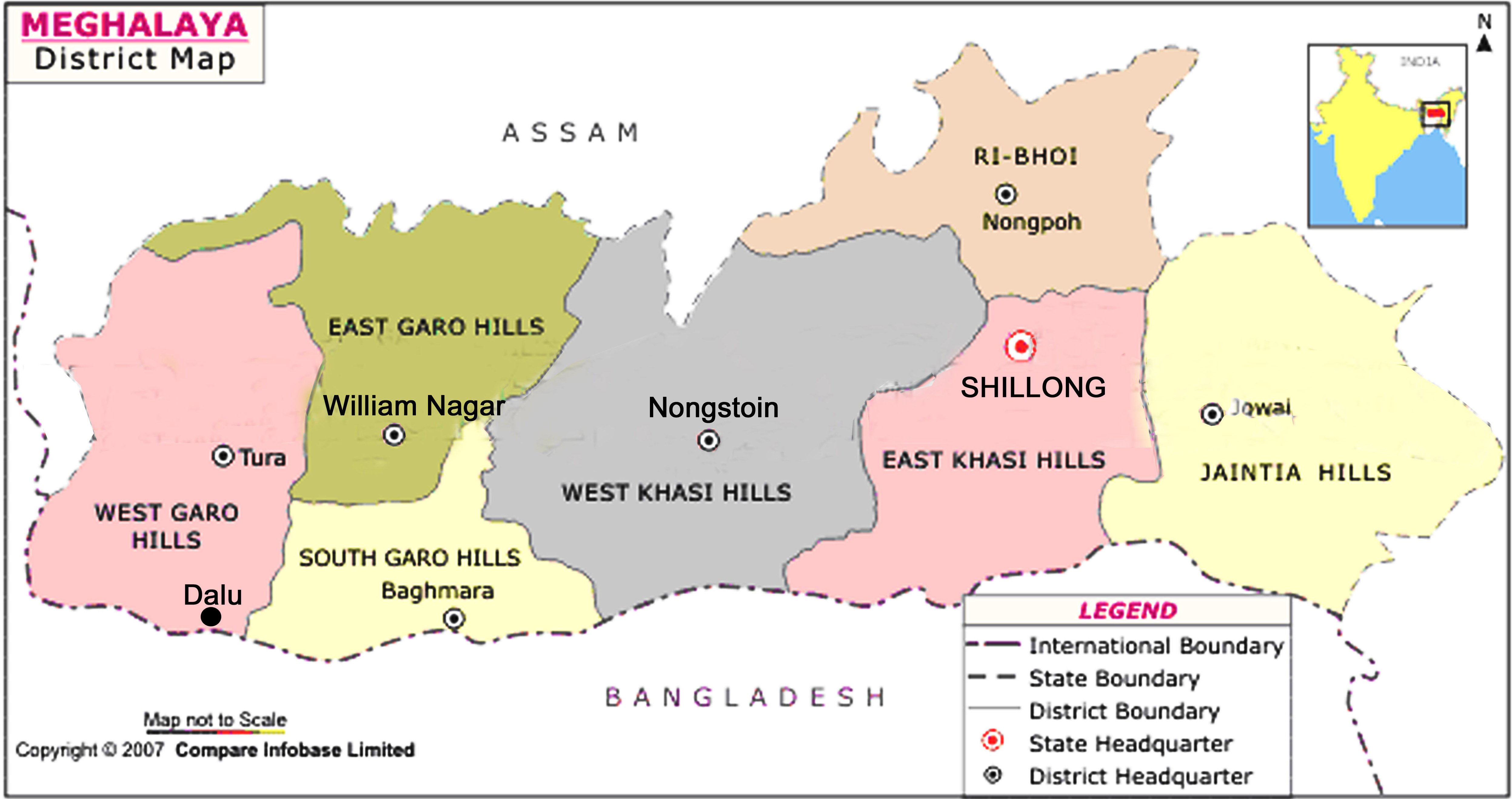 Persistent transmission of malaria in Garo hills of Meghalaya