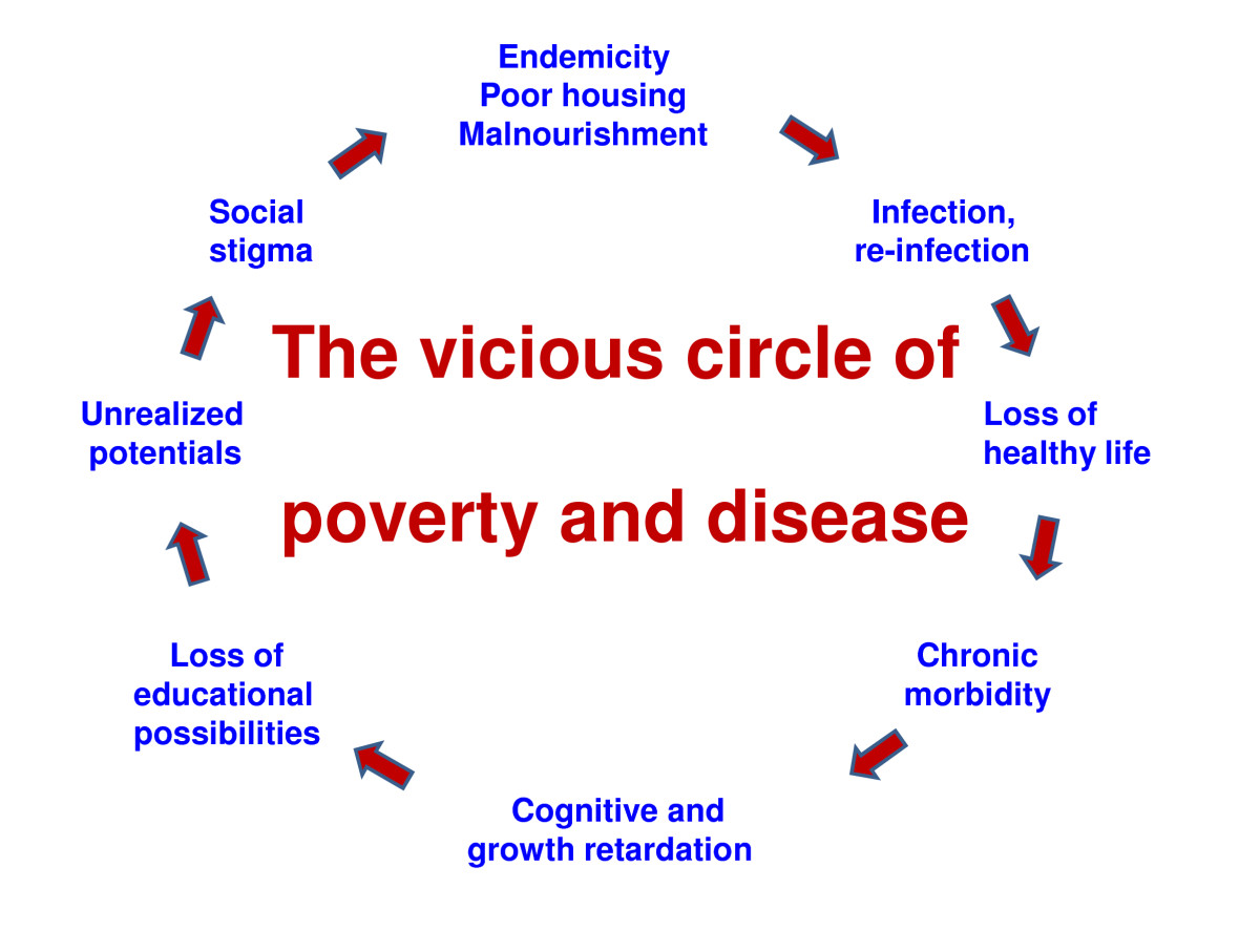 disease and poverty essay